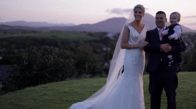 The Wedding of Fiona & David